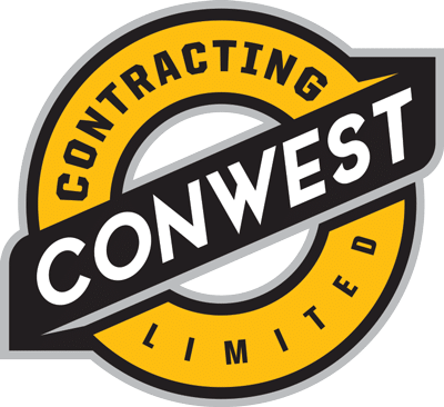 Conwest Contracting Mobile Retina Logo